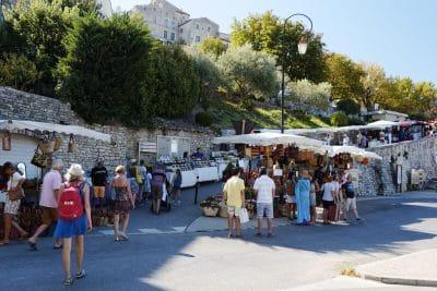 Marchés de Provence : Bonnieux