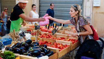 Marché de Provence : Cavaillon