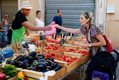 Marchés de Provence : Cavaillon
