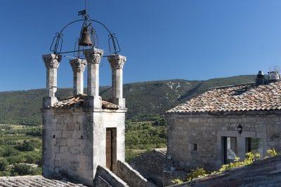 Village de Provence : Lacoste
