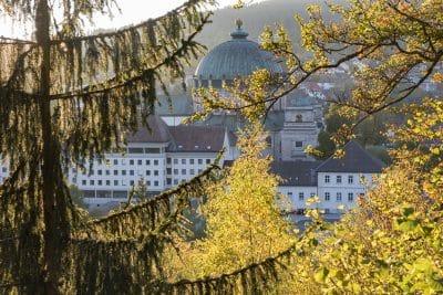 Forêt Noire : Sankt Blasien