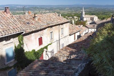 Village de Provence : Bonnieux