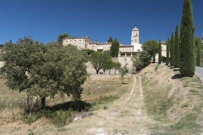 Village de Provence : Maubec