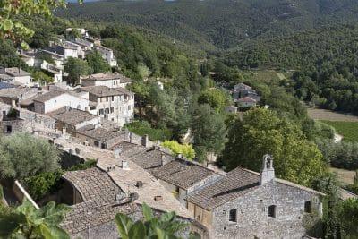 Village de Provence : Ménerbes
