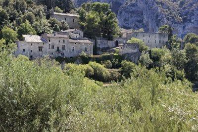 Village de Provence : Oppède le Vieux