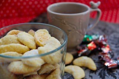 Recette de biscuits de Noël : les Kipferl