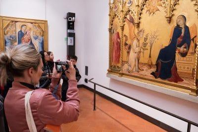 Visiter le musée des Offices à Florence : Peinture de la renaissance italienne