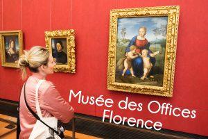 Visiter le musée des Offices à Florence