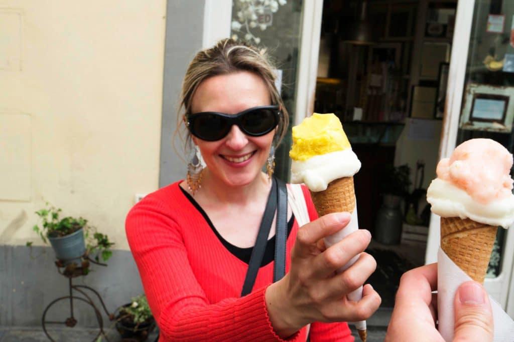 Où manger une glace à Florence