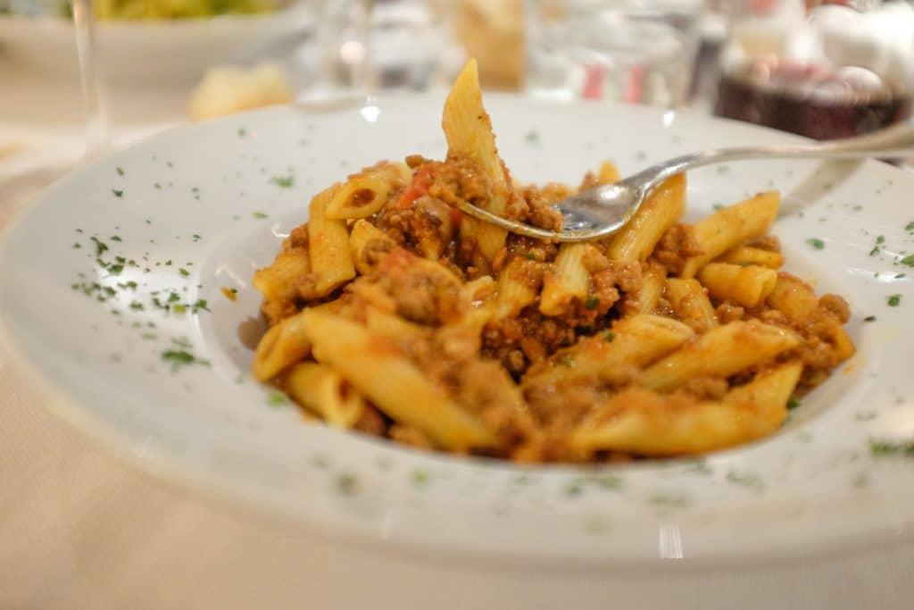 Où manger des pâtes pas cher à Florence