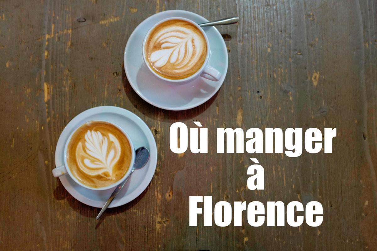Où manger bon et pas cher à Florence : nos bonnes adresses
