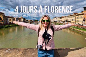 4 jours à Florence : notre programme