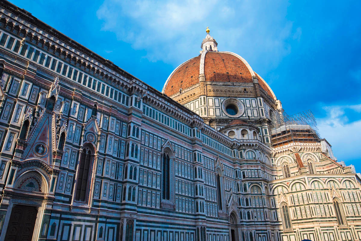 Visiter Florence : le Duomo