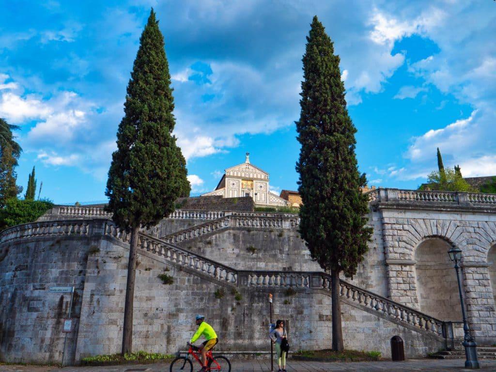 Visiter Florence : San Miniato Al Monte