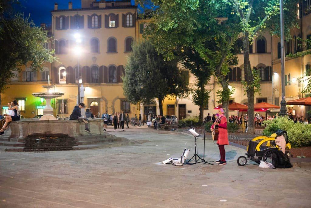 Visiter Florence : le quartier Santo Spirito