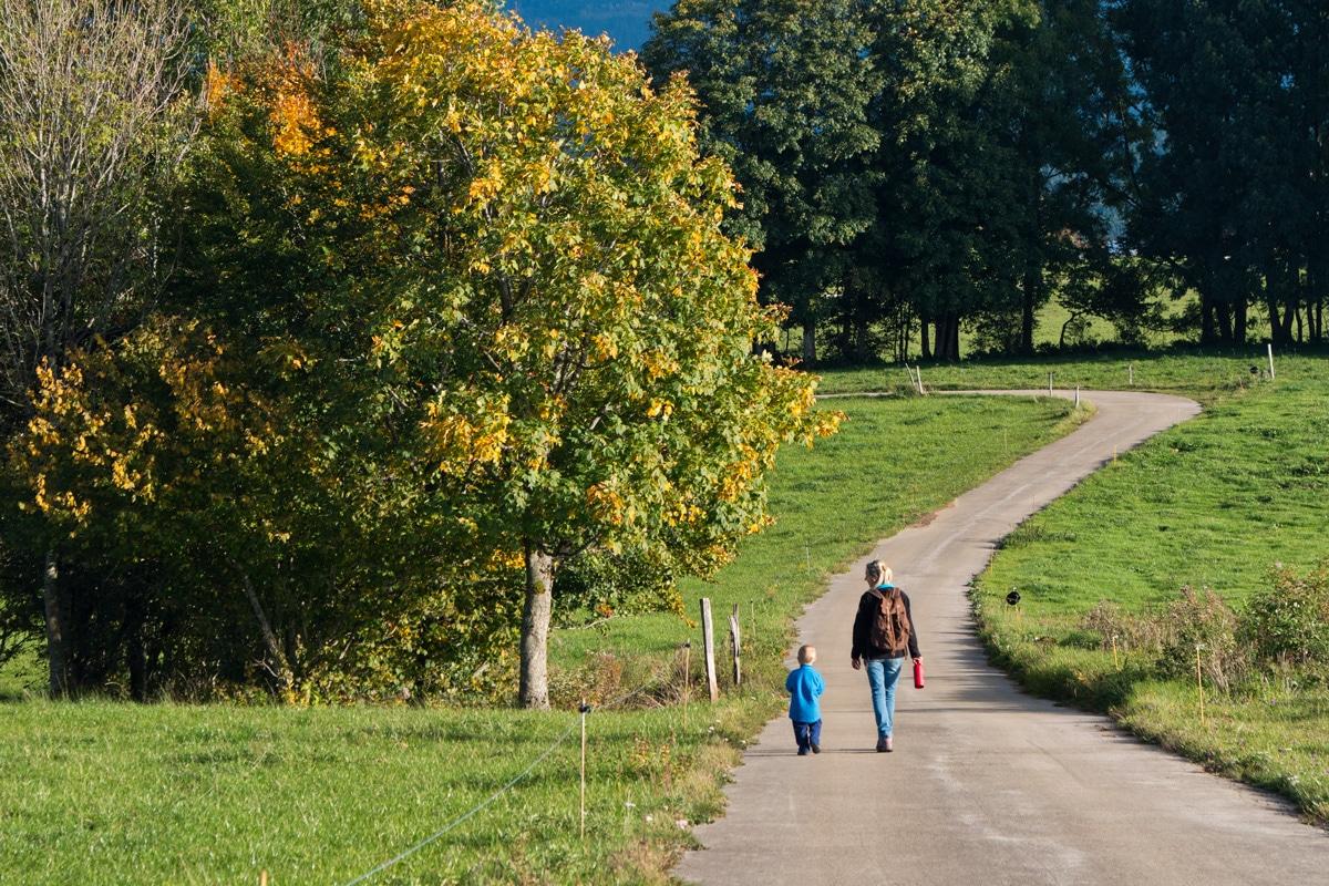 vacances en famille : randonnée dans le haut doubs
