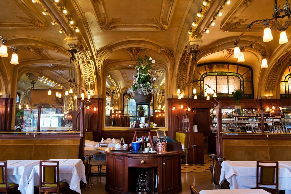 Brasserie L'Excelsior a Nancy