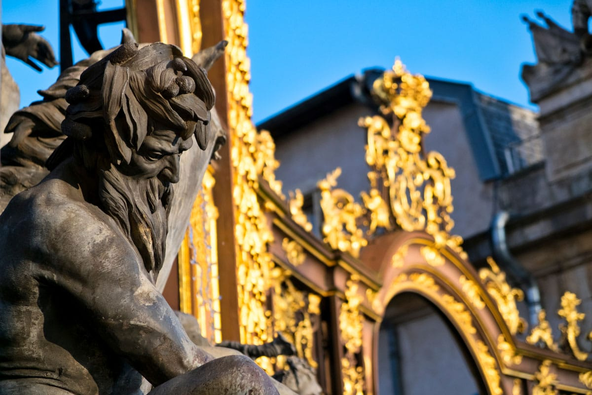 Place Stanislas a Nancy
