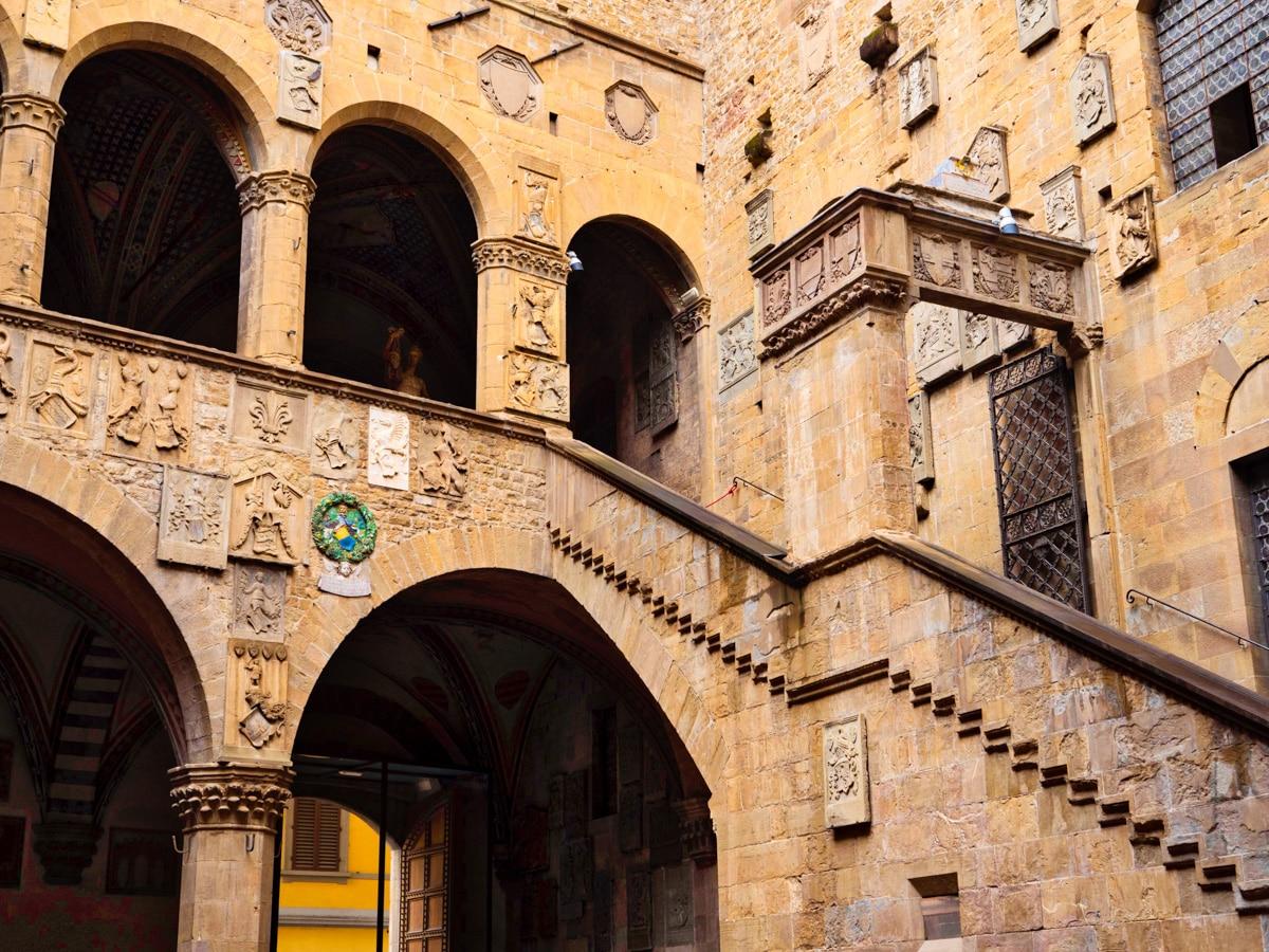 Visite le musée du Bargello à Florence