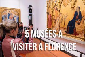 Visiter les musée de Florence