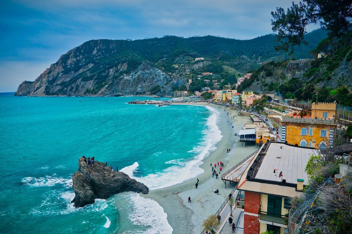 Monterosso dans les Cinque Terre en Italie Ligurie