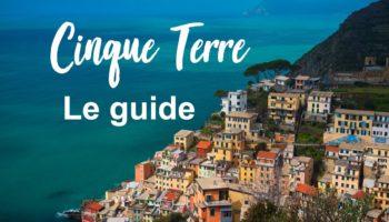 Cinque Terre guide