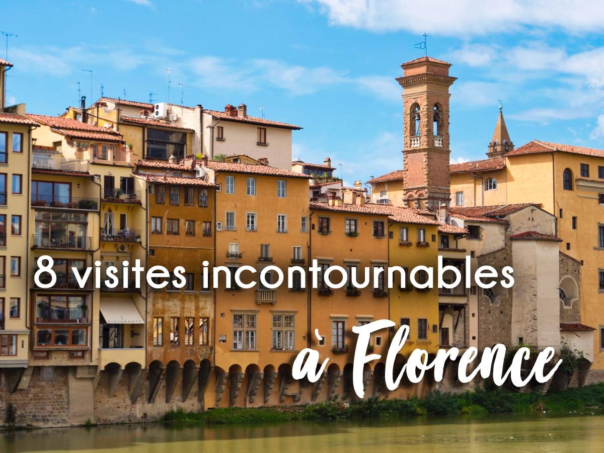 8 visites incontournables à Florence