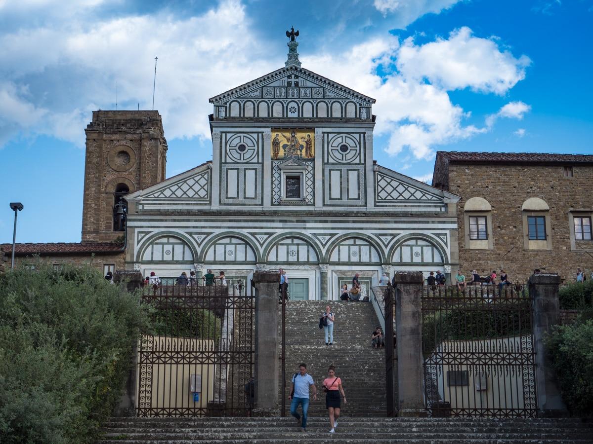 San Miniato al Monte à Florence