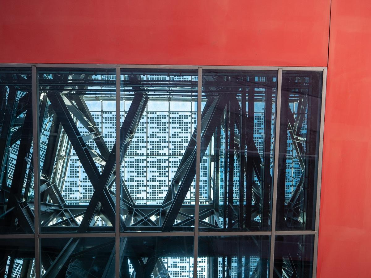 Balade design à Lyon Confluence