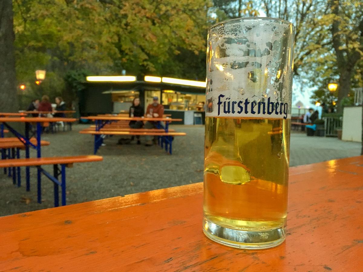 Bière à Freiburg