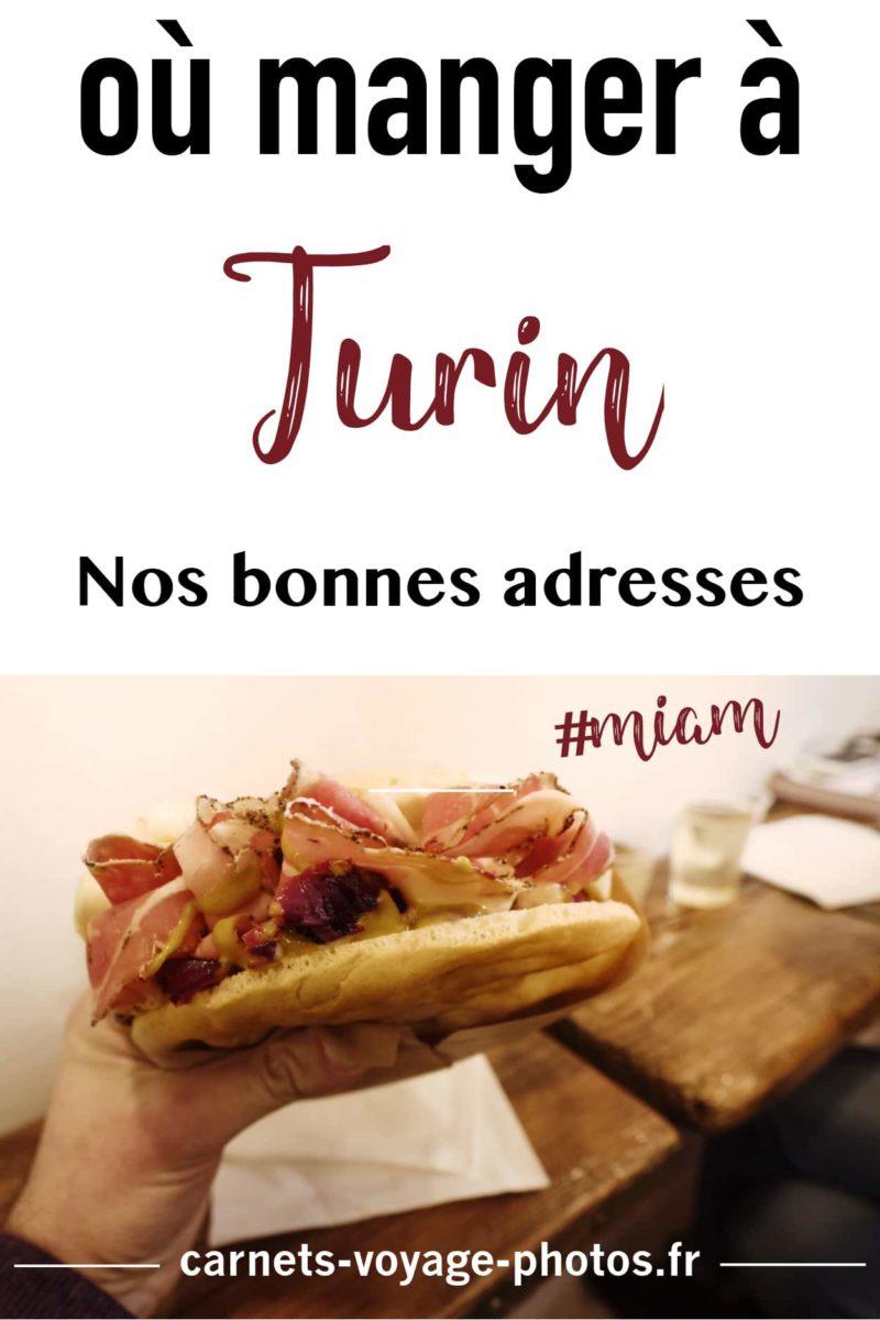 Ou manger à Turin : nos bonnes adresse