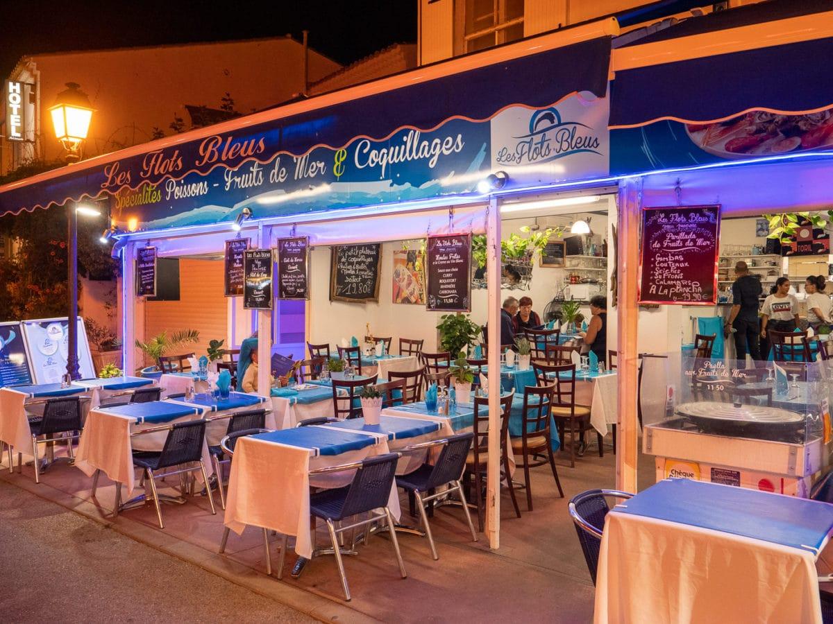 Ou manger en Camargue : resto poisson