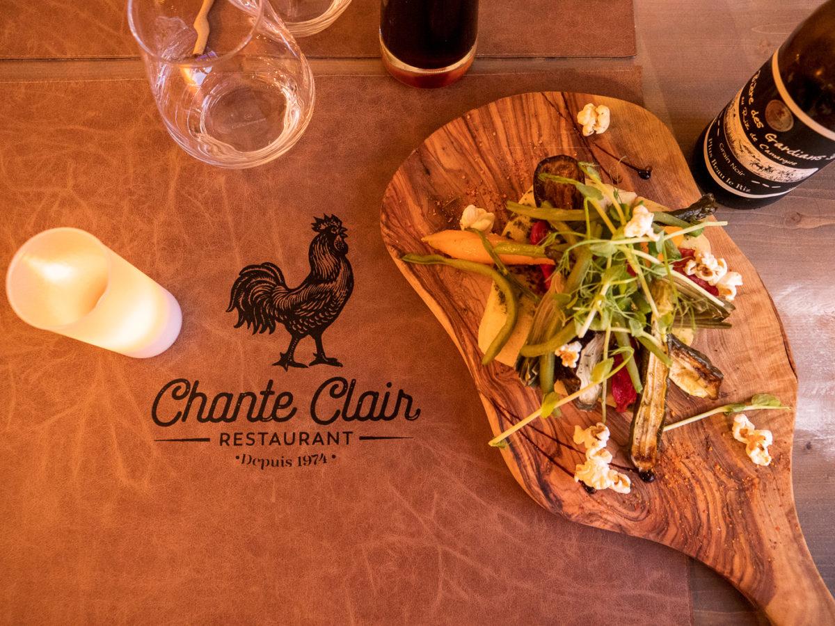 Ou manger en Camargue : le Chante Clair
