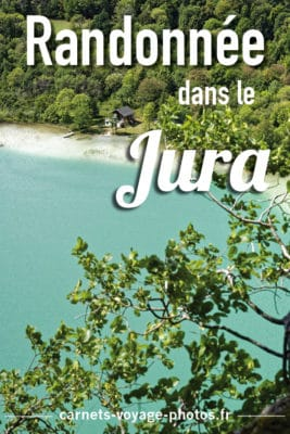 Randonnée belvédère es 4 lacs dans le Jura