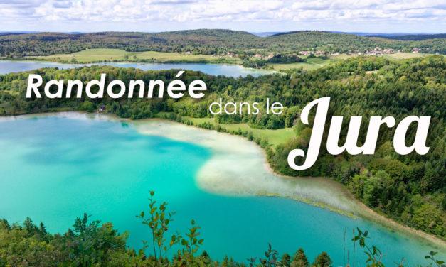 Randonnée dans le Jura : le belvédère des 4 Lacs et le Pic de l'Aigle