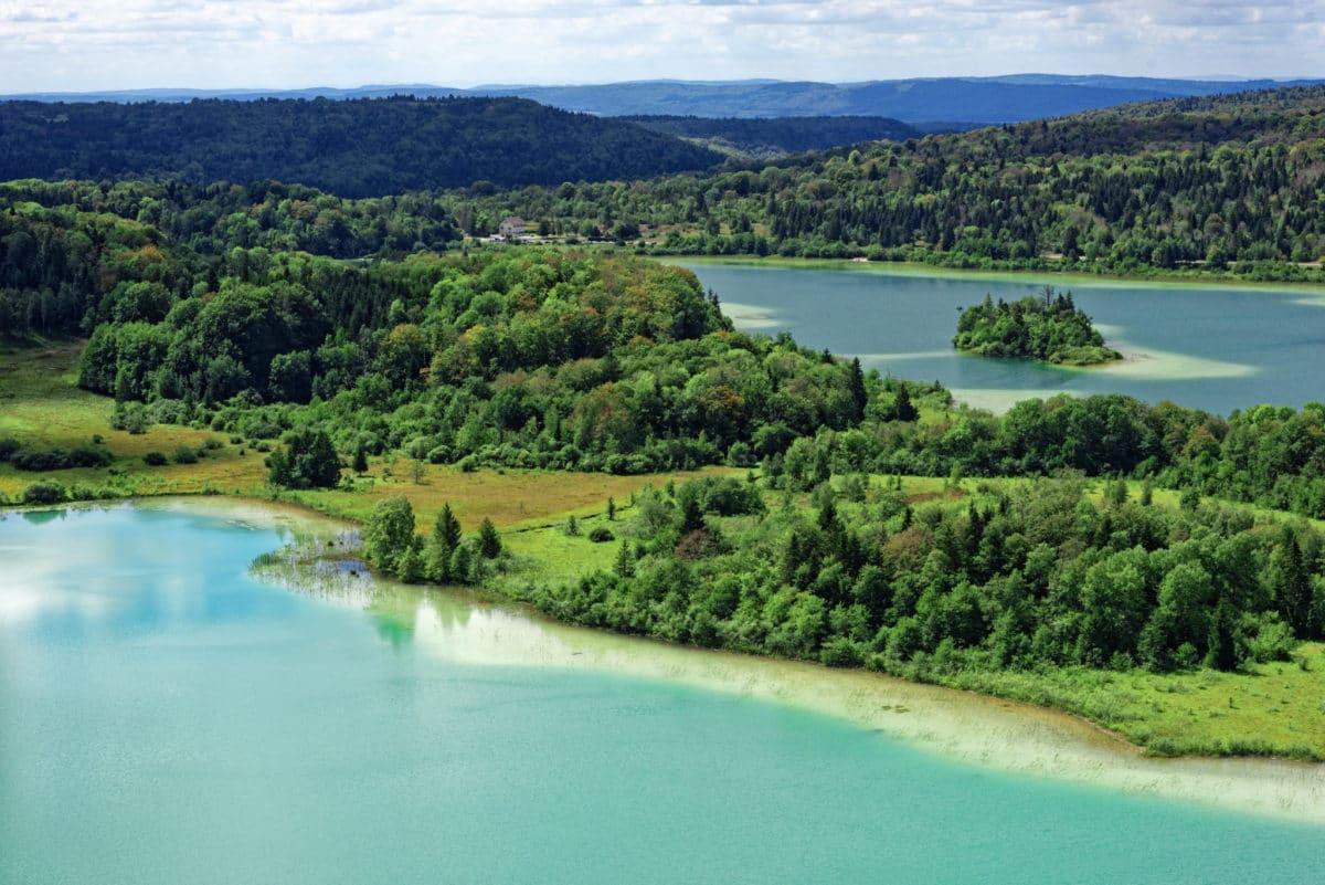 Randonnée Jura : belvédère des 4 lacs
