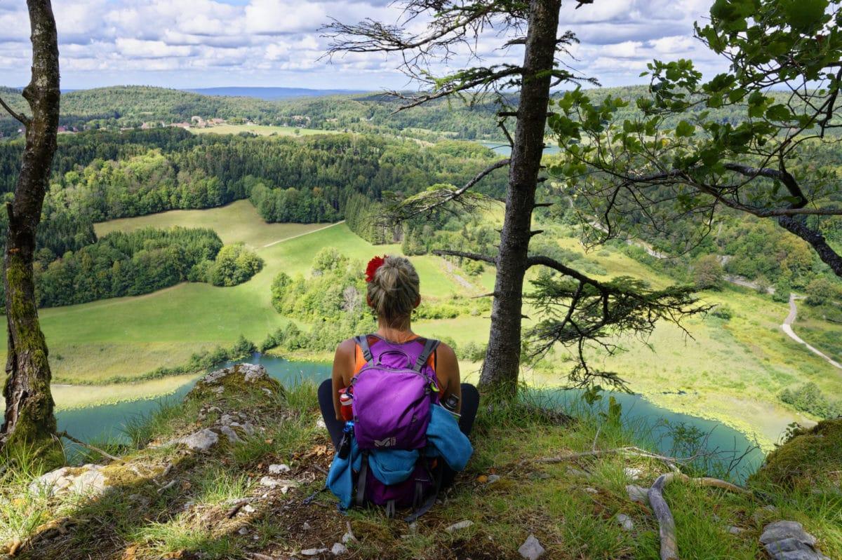 Randonnée dans le Jura : le belvédère des 4 lacs