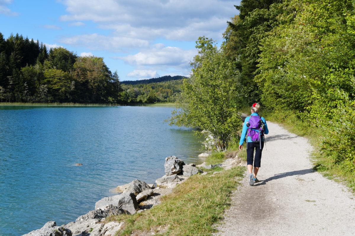 Randonnée Jura lacs