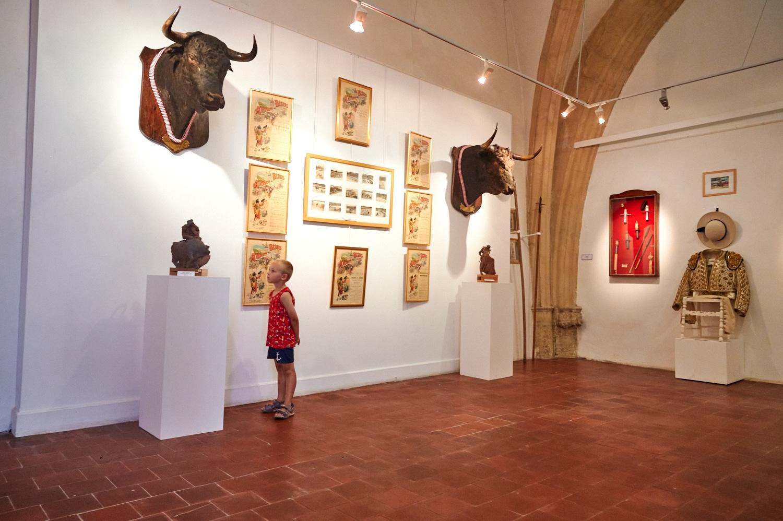 Musée taurin Bézier
