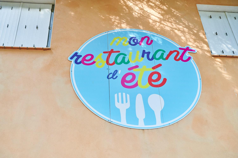 Restaurant mon resto d'été à Sérignan