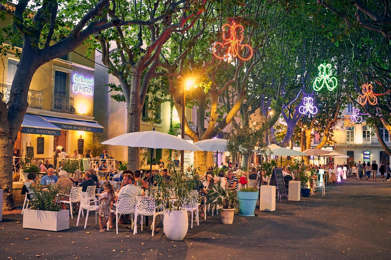 Restaurants à Sérignan