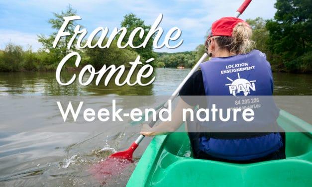 FRANCHE-COMTÉ : WEEK-END NATURE EN FAMILLE A VILLERSEXEL