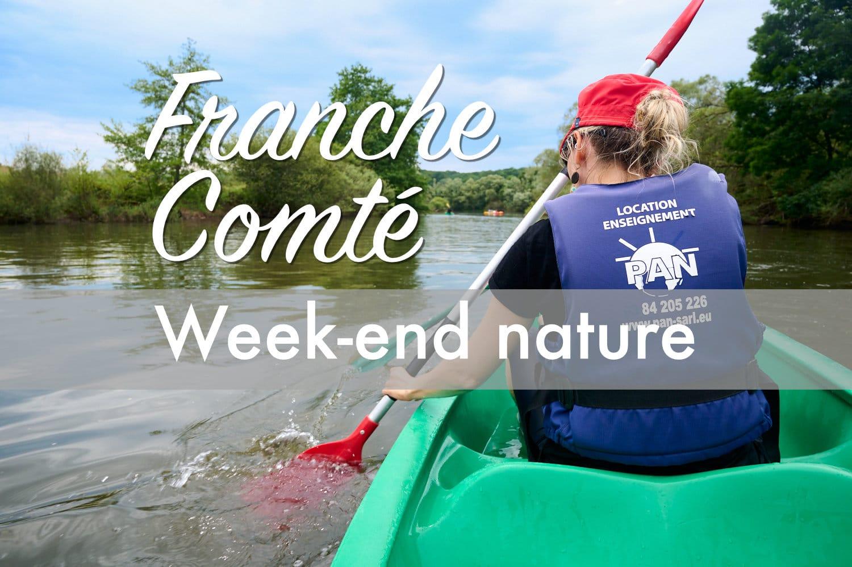 Weekend nature en Haute-Saone