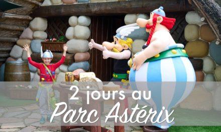 Parc Astérix : WEEK-END EN FAMILLE